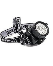 Фонарь налобный LED 17 ламп