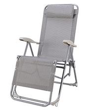 Кресло туристическое складное ТЕ-09 MT серое