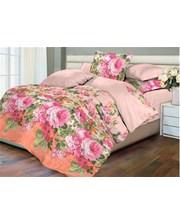 Top Shop Комплект постельного белья бязь Розовые розы