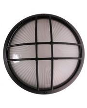 E.NEXT Светильник влагозащищенный 9018, 60W, черный