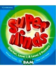 CAMBRIDGE UNIVERSITY PRESS Super Minds Starter. Level 2. Posters (15)