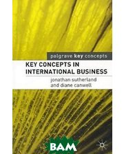 Palgrave Macmillan Key Concepts in International Business