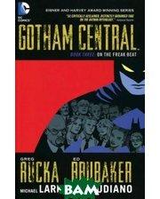 DC Comics Gotham Central: Book 3: On the Freak Beat