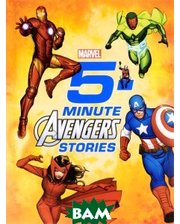 Marvel 5-Minute Avengers Stories