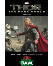 Marvel Thor: The Dark World Prelude