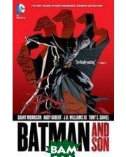 DC Comics Batman and Son