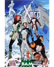 Marvel All-New X-Men: Volume 4: All-Different