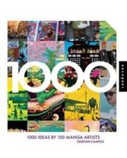 Rockport Publishers 1000 Ideas by 100 Manga Artists