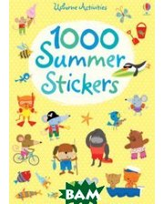 Usborne Publishing Ltd. 1000 Summer Stickers