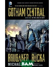 DC Comics Gotham Central: Book 1: In The Line Of Duty