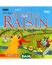 BBC Worldwide Agatha Raisin The Curious Curate&The Buried Treasure (аудиокнига на 2 CD)