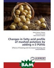LAP Lambert Academic Publishing Changes in fatty acid profile of mashed potatoes by adding n-3 PUFAs