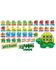 SCHOLASTIC 0-30 Animals Number Line. Bulletin Board Set