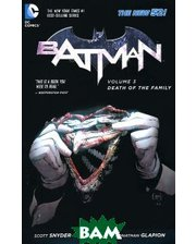 DC Comics Batman: Volume 3: Death of the Family