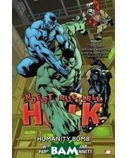 Marvel Indestructible Hulk Volume 4: Humanity Bomb