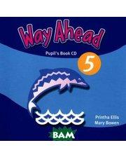 Книга Way Ahead: Popil`s Book: Level 5 (аудиокнига на CD)