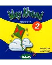 Книга Macmillan ELT Way Ahead: Teacher`s: Level 2 (аудиокнига на CD)