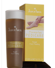 Jean d'Arcel Private Spa Foot Sugar Peeling