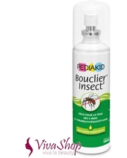 Pediakid BOUCLIER INSECT