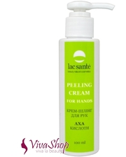 Lac Sante Peeling Cream for Hands