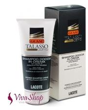 GUAM Talasso Uomo Shampoo Doccia in Crema