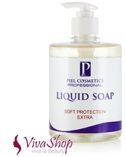 Piel Cosmetics Piel Liquid Soap Soft Protection Extra