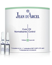 Jean d'Arcel Care for Combined and Oily Skin Cour Normalisante