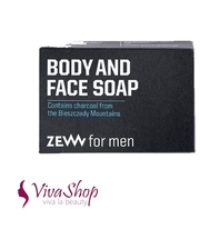 ZEW for men Body and face soap