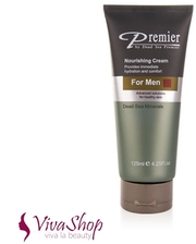 Premier Dead Sea Nourishing cream for men