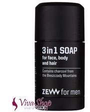 ZEW for men 3 in 1 Soap