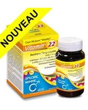Laboratoires INELDEA Vitamin'22 specific homme