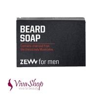 ZEW for men Beard soap