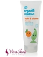 GreenPeople Green People Bath & Shower Citrus & Aloe Vera