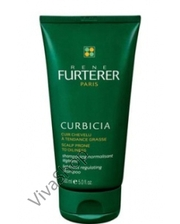 Rene Furterer Paris Rene Furterer Curbicia Lightness Regulating Shampoo