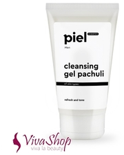 Piel Cosmetics PIEL MEN Pachuli Gel Cleanser for Men