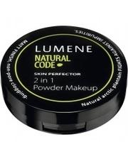 Lumene Natural Code Skin Perfection Powder MakeUP 2 in 1