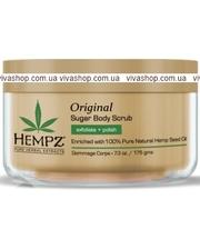 Hempz Original Herbal Sugar