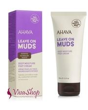 Ahava Leave on Muds Deep Moisture Foot Cream
