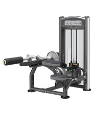 Impulse V Bench Leg Curl Machine\Сгибание ног лежа
