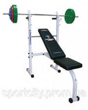 Inter Atletika Скамья для жима атлетическая Compact InterAtletika ST-003