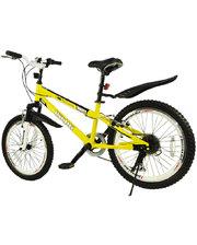 "Royal Baby Детский велосипед RoyalBaby FREESTYLE 20"" 6-ск, желтый"