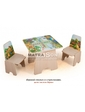 Игровой столик ТМ Вальтер Динозаврики