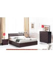Кровать деревянная с подъемным механизмом Anita