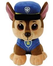 TY Мягкая игрушка Немецкая овчарка Гонщик (маленькая 15 см.), Paw Patrol, (41208)