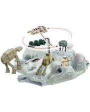 """HOT WHEELS Игровой набор """"Звездные Войны"""" Hot Wheels. Mattel Битва за базу Эхо (CGN33-1)"""