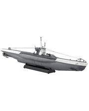 Revell Подводная лодка (1939-1944гг., Германия) U-Boot Typ VIIC; 1:350 (05093)