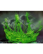Revell Пиратское судно-призрак (светящ.краска) Ghost ship with night colour, 1:72 (05433)