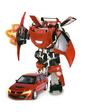 ROADBOT Робот-трансформер - REDBOT (Mitsubishi Evolution VIII ,1:18) (рус. упак.) (50100R)