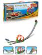 BBURAGO Игровой набор - ТРЕК СКОРОСТНАЯ ПЕТЛЯ (2 дорожки  2 машинки) (18-30070)