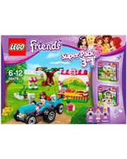 """Lego Комбинированный набор Супер-пак """"3 в 1"""" 66478 (66478)"""